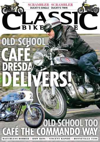 Classic Bike Guide issue February 2015