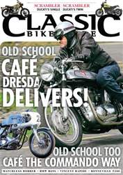 Classic Bike Guide issue February 2015