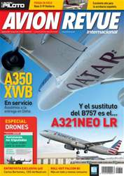 Avion Revue Internacional España issue Número 392