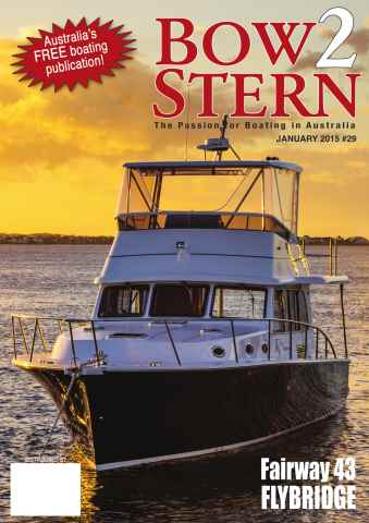 Bow2Stern issue Bow2Stern Magazine # 29