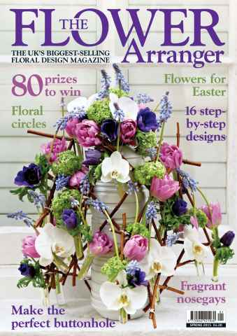 The Flower Arranger issue Spring-15
