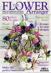 The Flower Arranger issue Spring-15