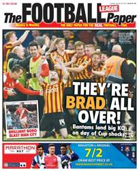 The Football League Paper issue 25th January 2015