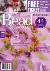 Bead Magazine issue FEBMARCH 15