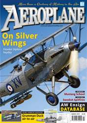 Aeroplane issue March 2015