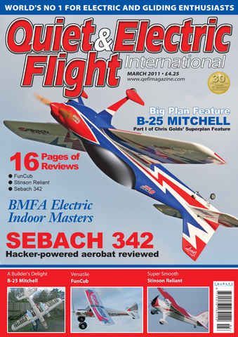 Quiet & Electric Flight Inter issue March 2011