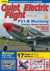 Quiet & Electric Flight Inter issue April 2011