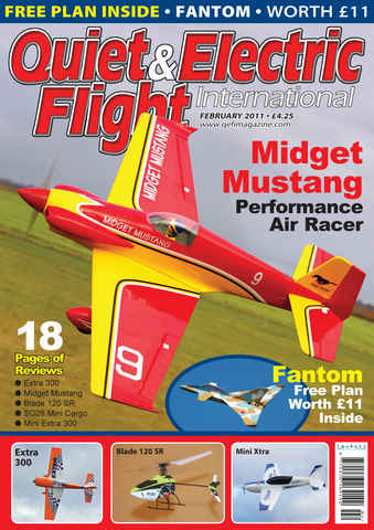 Quiet & Electric Flight Inter issue February 2011