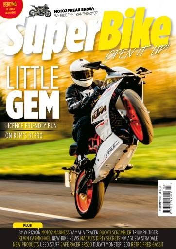 Superbike Magazine issue February 2015