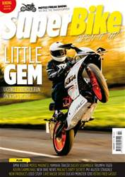 Superbike Magazine issue February 2015