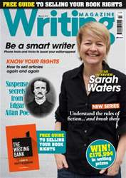 Writing Magazine issue March 2015