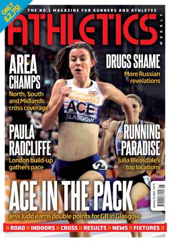 Athletics Weekly issue 29 January 2015