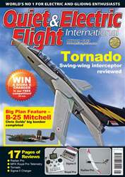Quiet & Electric Flight Inter issue May 2011