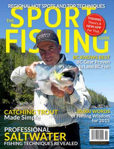 Sport Fishing Guide issue Sport Fishing Guide 2015
