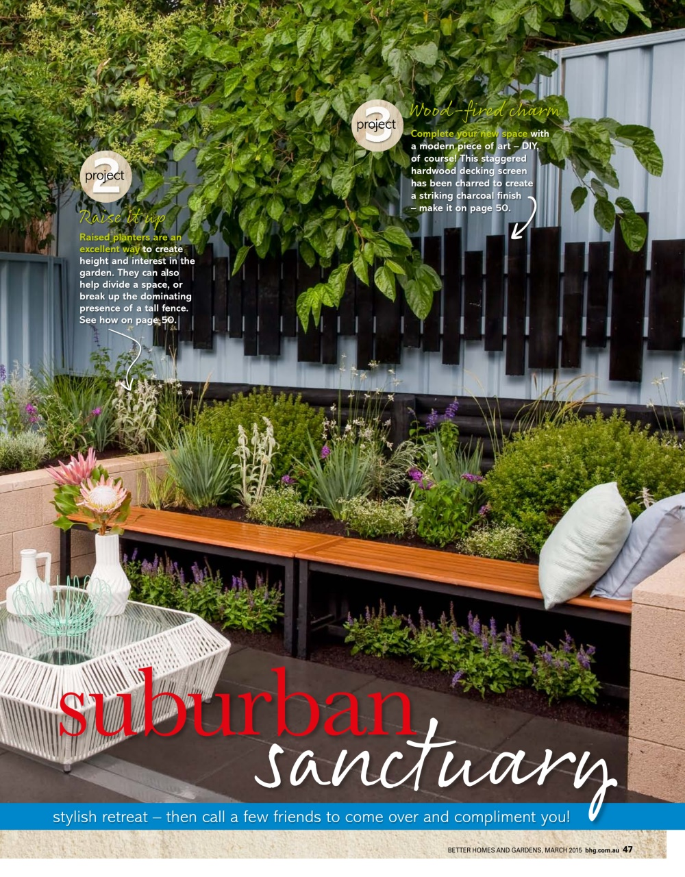 Better homes and gardens australia march 2015 Better homes and gardens march