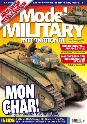 Model Military International issue 107