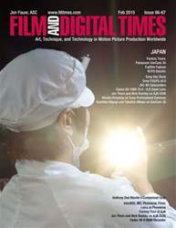 Film and Digital Times issue Feb 2015 - Issue 66