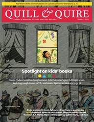 Quill & Quire issue March 2015