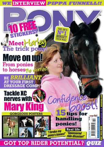 Pony Magazine issue October 2010