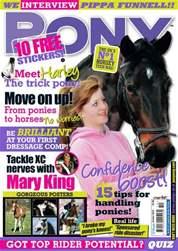 Pony Magazine issue October 2010