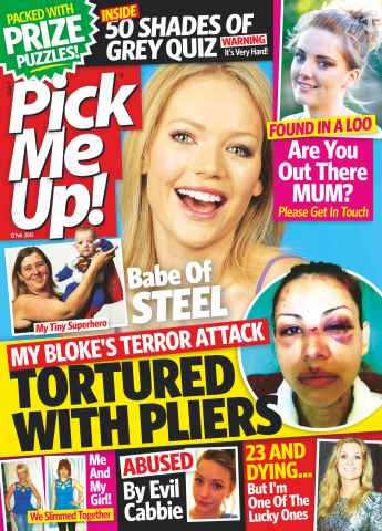 Pick Me Up issue 12th February 2015