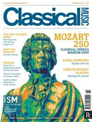 Classical Music issue February 2015