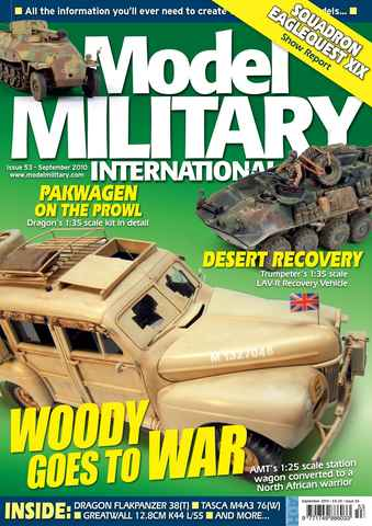 Model Military International issue 53