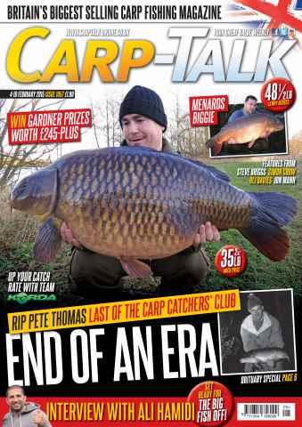 Carp-Talk issue 1057