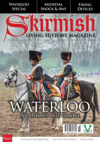 Skirmish Living History issue Skirmish Magazine Issue 110
