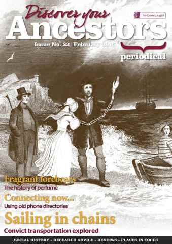 Discover Your Ancestors issue February 2015