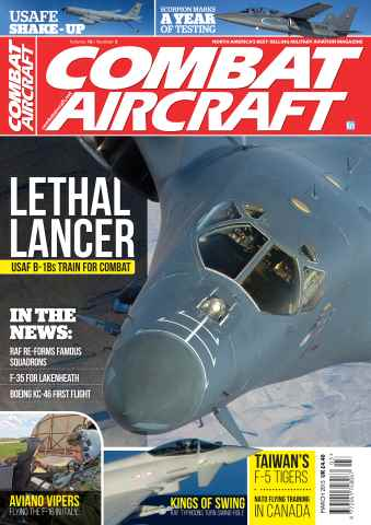 Combat Aircraft issue March 2015