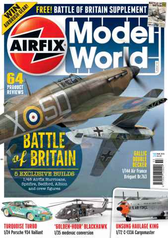 Airfix Model World issue March 2015