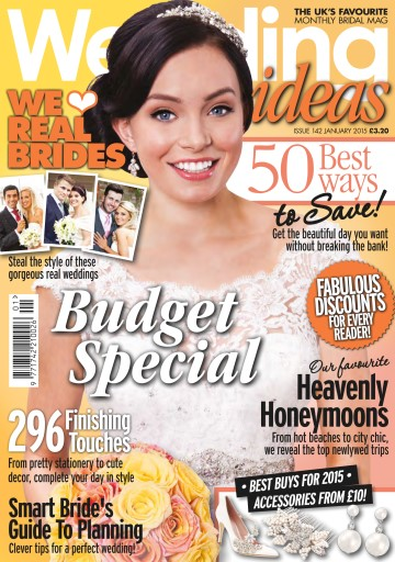 wedding ideas mag com wedding ideas magazine issue 142 january 2015 28018
