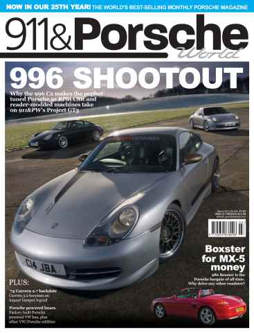 911 & Porsche World issue 911 & Porsche World Issue 252 March 2015
