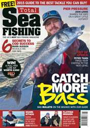 Total Sea Fishing issue March 2015