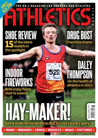Athletics Weekly issue 05 February 2015