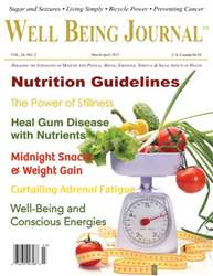 Well Being Journal issue March/April 2015