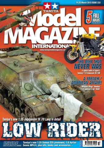 Tamiya Model Magazine issue 233