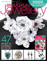 Making Jewellery issue March 2015