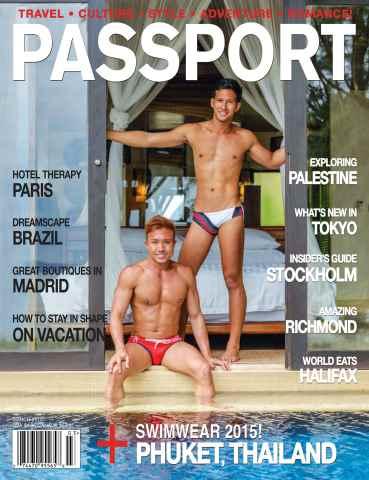 Passport issue March 2014
