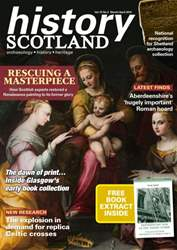 History Scotland issue March-April