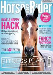 Horse&Rider Magazine - UK equestrian magazine for Horse and Rider issue H&R Spring 2015