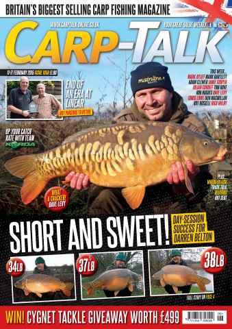 Carp-Talk issue 1058