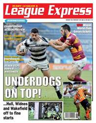 League Express issue 2953