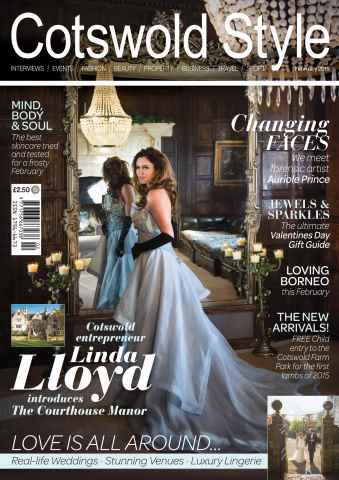 Cotswold Style issue Cotswold Style February 2015