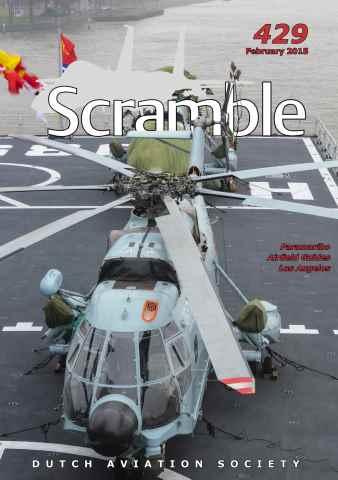 Scramble Magazine issue 429 - February 2015