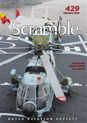 Scramble Magazine issue 429 - February 2015
