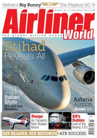 Airliner World issue March 2015