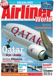 Airliner World issue September 2011