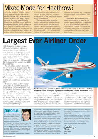 Aviation News incorporating JETS Magazine Preview 5
